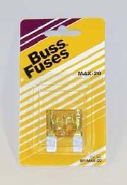 Cooper Bussmann Fuse 20 Amp Maxi Blade   NT19-3437  - 12-Volt