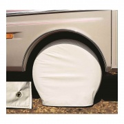 Adco Products Ultra Tyre Gard Pol. White Size Over   NT01-1102  - Tire Covers