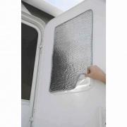 Camco Reflective Door Window Cover Solar Door Shade   NT01-1245  - Windows