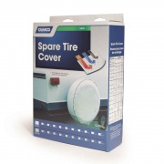 """Camco Spare Tire Cover F 29\\""""D Arctic White Vinyl   NT01-1484  - Tire Covers"""