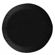 Adco Products Spare Tire Cover Black Size O   NT01-1868  - Tire Covers