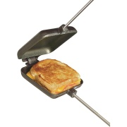 Rome Industries Cast Iron Sandwich Cooker   NT03-0030  - Patio