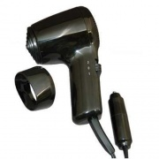 Prime Products 12 Volt Hair Dryer/Defroster Black   NT03-0075  - Laundry and Bath