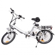 "Faulkner 20\"" Folding E-Bike   NT03-0372  - Camping and Lifestyle"