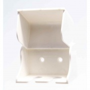 Camco White Pop-A-Toothbrush Wall Mounted Toothbrush Holder  NT03-0399  - Laundry and Bath - RV Part Shop USA