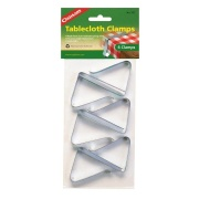 Coghlans Tablecloth Clamps Steel 6/Pk   NT03-0574  - Camping and Lifestyle