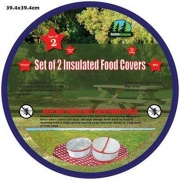 Ming's Mark Insulated Food Covers   NT03-0610  - Kitchen