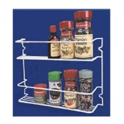AP Products Spice Rack 2-Shelf   NT03-0644  - Kitchen - RV Part Shop USA
