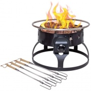 Camp Chef Deluxe Fire Ring   NT03-0866  - Patio