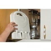 B&R Plastics Folding Colander   NT03-0988  - Kitchen - RV Part Shop USA