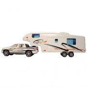Prime Products RV Die Cast Collectible Fifth Wheel   NT03-3026  - Games Toys & Books