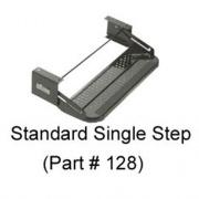 Elkhart Tool & Die Step Single 28 Wide 5In Drop   NT04-0106  - RV Steps and Ladders