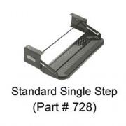 Elkhart Tool & Die Step Single 28 Wide 7 In Drop   NT04-0108  - RV Steps and Ladders