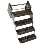 """Elkhart Tool & Die Step 24\\"""" Quadra   NT04-0129  - RV Steps and Ladders"""