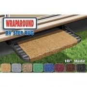 Prest-O-Fit Wraparound RV Step Rug Harvest Gold   NT04-0302  - RV Steps and Ladders