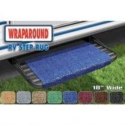 Prest-O-Fit Wraparound RV Step Rug Imperial Blue   NT04-0320  - RV Steps and Ladders