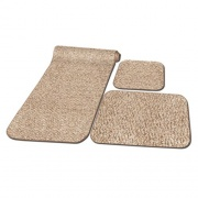 Prest-O-Fit 3Pc RV Rug Set Butter Pecan   NT04-0454  - Rugs