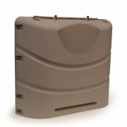 Camco Propane Tank Cover Bronze   NT06-0342  - LP Tank Covers