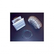 Splendide Paintable Vent Kit   NT07-0801  - Washers and Dryers - RV Part Shop USA