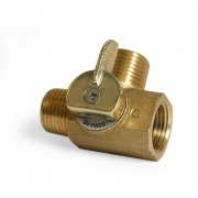 Camco 3-Way By-Pass Valve Replacement - Lead Free  NT09-0228  - Water Heaters - RV Part Shop USA