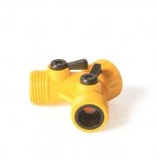 Camco Wye Garden Hose Valve - Plastic  NT10-0809  - Freshwater - RV Part Shop USA