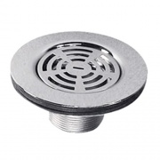 Lasalle Bristol 4.5In Shower Strainer   NT10-0968  - Tubs and Showers - RV Part Shop USA