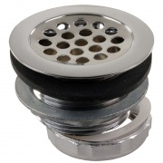 JR Products Shower Strainer Drain   NT10-1195  - Tubs and Showers - RV Part Shop USA