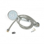 Camco Chrome Hand Held Shower Kit   NT10-1661  - Faucets