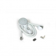 Camco White Hand Held Shower Kit   NT10-1664  - Faucets