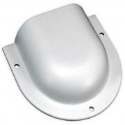 JR Products Horseshoe Vent Polar White   NT10-1780  - Exterior Ventilation