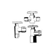 Zurn Pex Straight Stop Valve 1/2 FPT X 1/2 MPT   NT10-3500  - Freshwater
