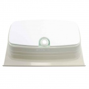 Lippert Parchment 24X40 Center Drain Bathtub   NT10-5733  - Tubs and Showers