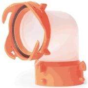Camco Rhino Flex 90Deg Swivel Fittin   NT11-0023  - Sanitation