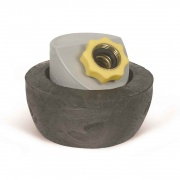 Camco Easy Slip Gray Water Seal 3 X 4   NT11-0068  - Sanitation