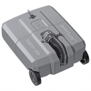 Thetford Smarttote 2 18 Gal 2Wheel Tank   NT11-0069  - Sanitation