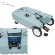 Tote-N-Stor Portable Waste Tank 18 Gal 4-Wheel   NT11-0246  - Sanitation