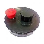 Barker Mfg 3 Cap w/Vent & 3/4 Mgh Outlet w/3/4 Cap   NT11-0755  - Sanitation
