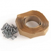 Camco Universal Vent Installation Kit w/Butyl Tape   NT13-0922  - Exterior Ventilation