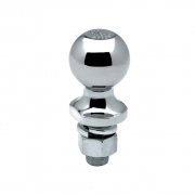 "Reese Chrome Hitch Ball 1-7/8\"" X 3/4\\"" X 2-3/8\\"" 2 000 Lb.   NT14-1097  - Hitch Balls"