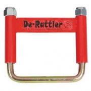 NSA RV Products De Rattler Red   NT14-1334  - Receiver Hitches