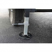 Lippert Quick Release Fifth Wheel Pull Pins (Pair)  NT15-0222  - Hitch Pins - RV Part Shop USA