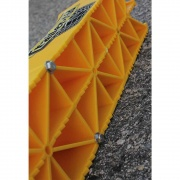 Camco Trailer Aid Yellow   NT15-0456  - Chocks Pads and Leveling