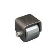 Ultra-Fab Weld-On Steel Micro Roller   NT15-1014  - Skid Wheels