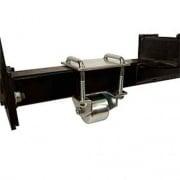 "Ultra-Fab Hitch Mount Steel Roller 3\\""   NT15-1024  - Skid Wheels"