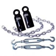 Torklift Basic Springload Tie Down Kit   NT16-0154  - Truck Camper Tie Downs - RV Part Shop USA