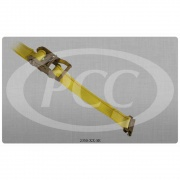 """Pacific Cargo Control 2\\""""X12' Ratchet Logistic Strap   NT16-0689  - Cargo Accessories"""