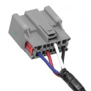 Tekonsha Brake Control Wiring Adapter - 2 Plugs Ford   NT17-0075  - Brake Control Harnesses - RV Part Shop USA