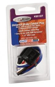 "Tow Ready Universal 12\\"" Brake Control Plug   NT17-0108  - Brake Control Harnesses - RV Part Shop USA"