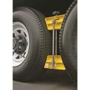 Camco Wheel Stops With Lock   NT17-0272  - Chocks Pads and Leveling
