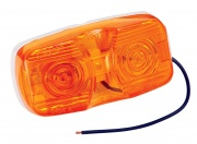 Bargman Clearance Light Amber   NT18-0029  - Towing Electrical